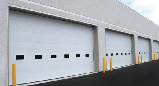 Commercial Sectional Overhead Doors