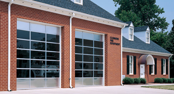 Commercial Full View Doors