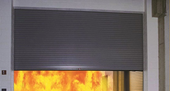 Commercial Rolling Steel Doors / Fire Doors