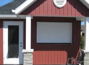 Residential Roll Shutters