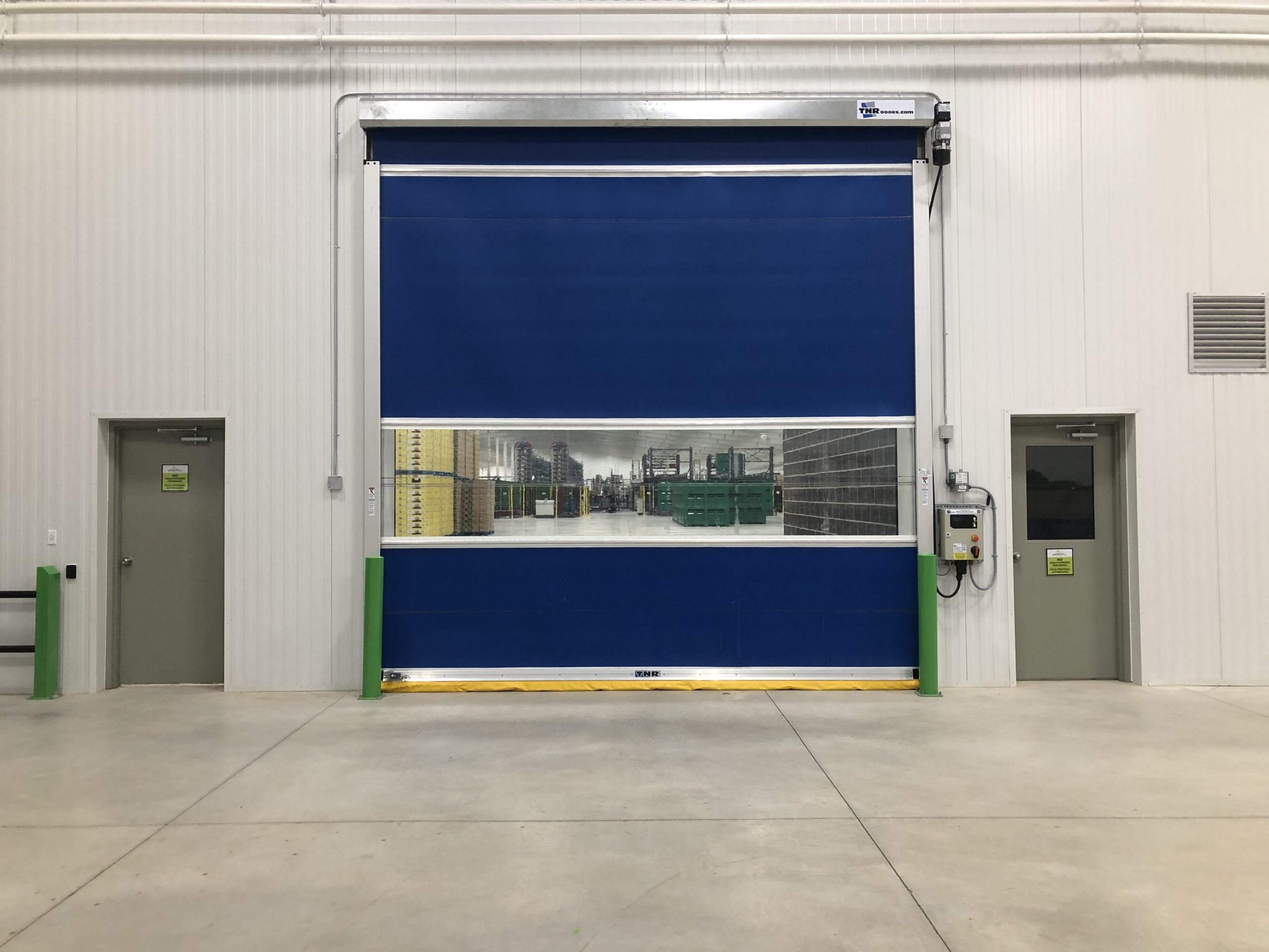 Commercial High Speed Doors